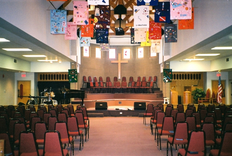 FUMC Maumelle - BEFORE