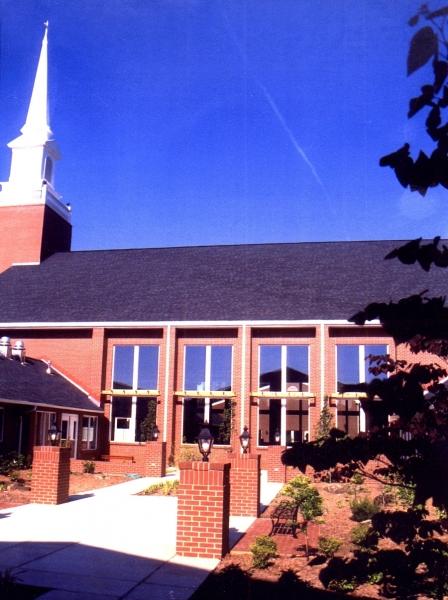 FIRST PRESB CHURCH OF ROGERS