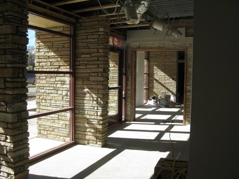 FUMC Siloam Springs - construction