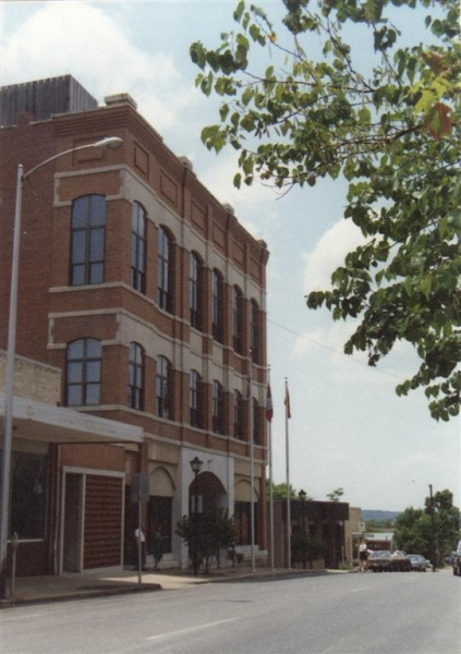 Fayetteville City Hall