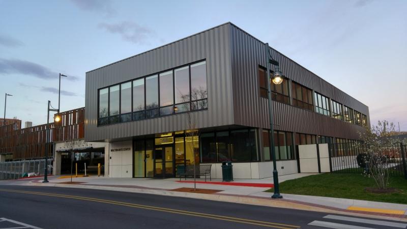 Walton Arts Center Office Building
