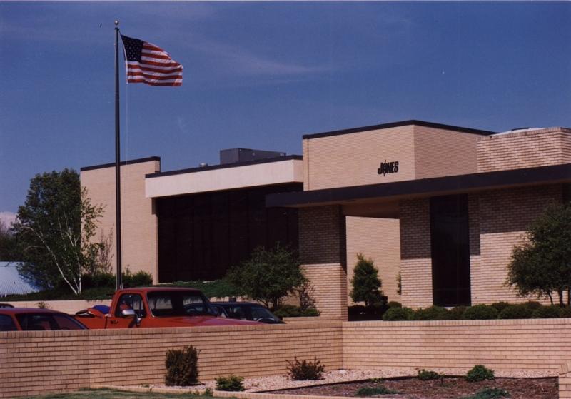 Jones Truck Lines Office