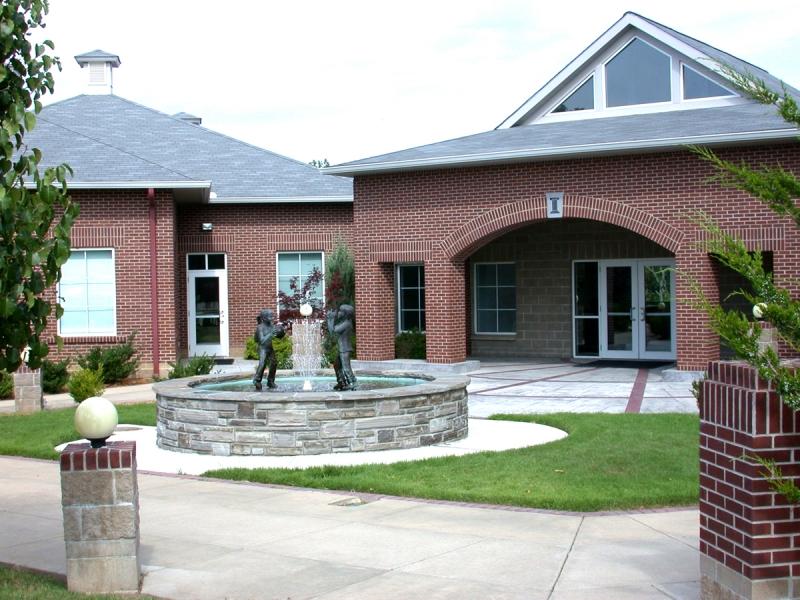Fayetteville public School Administration Building