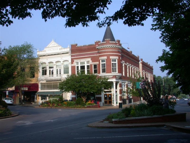 Bank of Fayetteville restoration