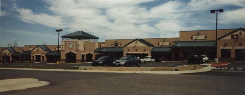 Cross Roads Village Shopping Center