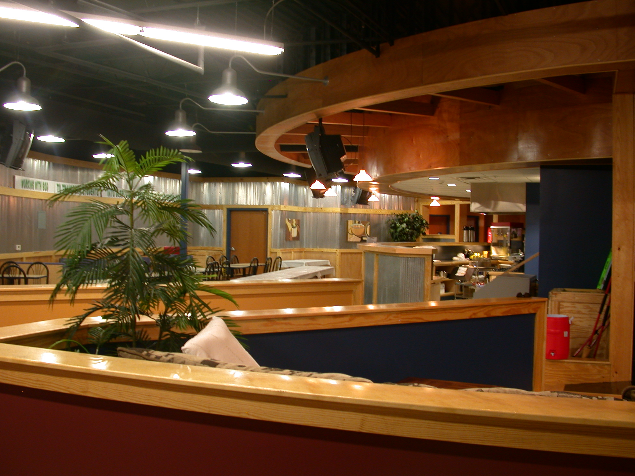 Food Service Architecture and Planning